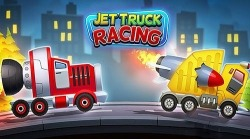 Jet Truck Racing: City Drag Championship Android Mobile Phone Game