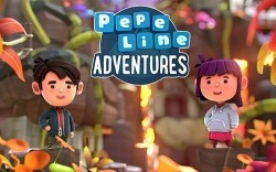 Pepe Line Adventures Android Mobile Phone Game