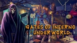 Hidden Ibjects: Gates Of Inferno. Underworld Android Mobile Phone Game