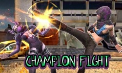 Champion Fight 3D Android Mobile Phone Game