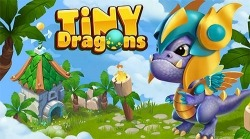 Tiny Dragons Android Mobile Phone Game