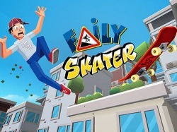 Faily Skater Android Mobile Phone Game