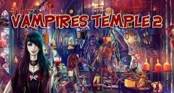 Hidden Objects: Vampires Temple 2. Vampire Games Android Mobile Phone Game