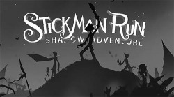 Stickman Run: Shadow Adventure Android Mobile Phone Game