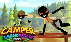 Camper Grand Escape Story 3D Android Mobile Phone Game