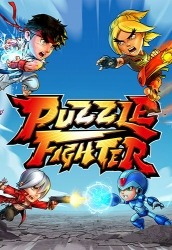 Puzzle Fighter Android Mobile Phone Game