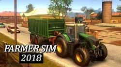 Farmer Sim 2018 Android Mobile Phone Game