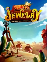 Puzzle King Matchs: King's Jewerly