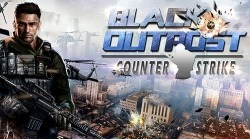 Black SWAT Outpost: Counter Strike Terrorists