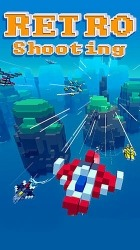 Download Free Android Game Retro Shooting: Pixel Space Shooter