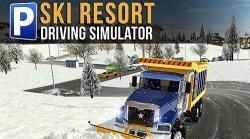 Ski Resort: Driving Simulator Android Mobile Phone Game