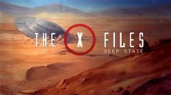 The X-files: Deep State Android Mobile Phone Game