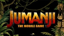 Jumanji Android Mobile Phone Game