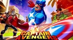Battle Of Superheroes: Captain Avengers