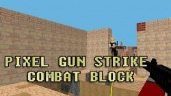 Pixel Gun Strike: Combat Block