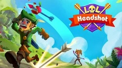Lol Headshot Android Mobile Phone Game