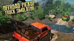 Off-road Pickup Truck Simulator