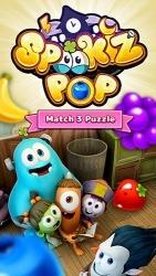 Spookiz Pop: Match 3 Puzzle