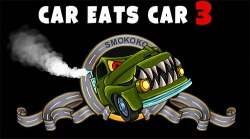 Car Eats Car 3: Evil Cars Android Mobile Phone Game