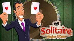 Solitaire: Perfect Match Android Mobile Phone Game