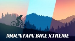 Mountain Bike Xtreme Android Mobile Phone Game