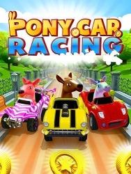 Pony Craft Unicorn Car Racing: Pony Care Girls