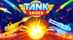 Tank Shock Android Mobile Phone Game
