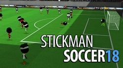 Stickman Soccer 2018 Android Mobile Phone Game