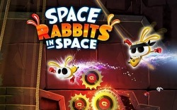 Space Rabbits In Space