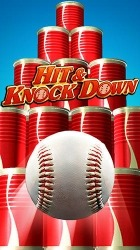Hit And Knock Down Android Mobile Phone Game