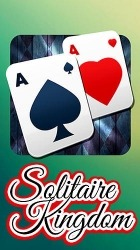 Solitaire Kingdom Android Mobile Phone Game