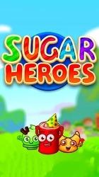 Sugar Heroes: World Match 3 Game!