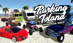 Parking Island: Mountain Road