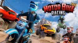 Free Motor Bike Racing: Fast Offroad Driving Game Android Mobile Phone Game