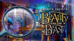 Hidden Objects: Beauty And The Beast Android Mobile Phone Game