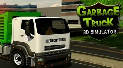 Garbage Truck: Trash Cleaner Driving Game Android Mobile Phone Game