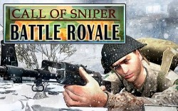 Call Of Sniper Battle Royale: WW2 Shooting Game
