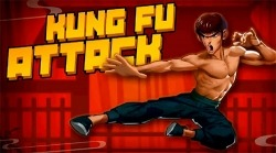 Kung Fu Attack Android Mobile Phone Game