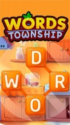 Words Township Android Mobile Phone Game