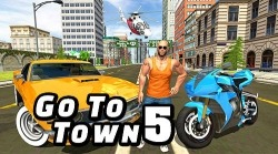 Go To Town 5 Android Mobile Phone Game