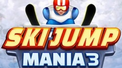 Ski Jump Mania 3 Android Mobile Phone Game