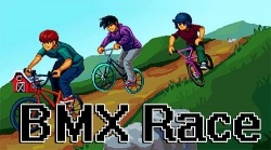 BMX Race Android Mobile Phone Game