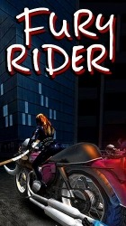 Fury Rider Android Mobile Phone Game