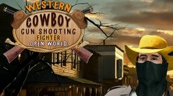 Western Cowboy Gun Shooting Fighter Open World Android Mobile Phone Game