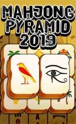 Mahjong Pyramid 2019