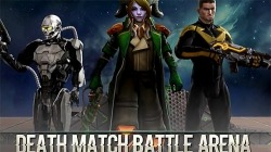 Death Match Battle Arena