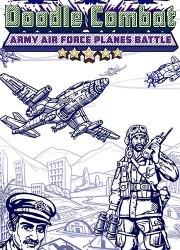 Doodle Combat: Army Air Force Planes Battle