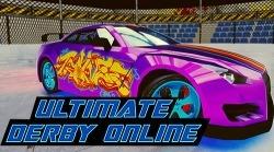 Ultimate Derby Online: Mad Demolition Multiplayer