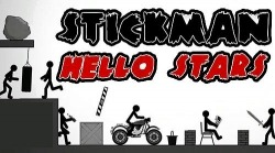 Stickman Hello Stars Android Mobile Phone Game