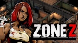 Zone Z Android Mobile Phone Game